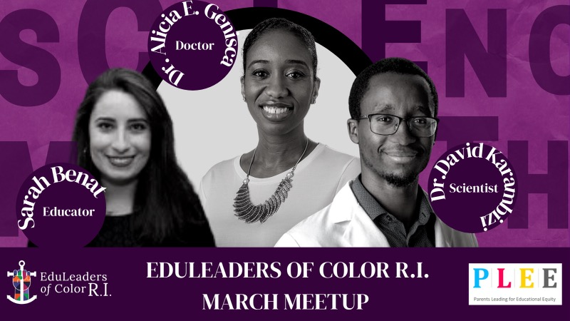 (Twitter)EduLeaders of Color March Meetup-2021